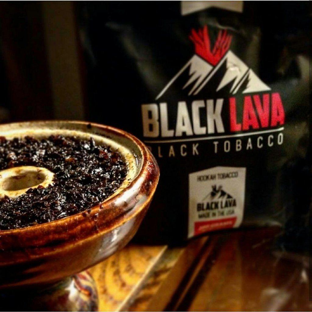 Black Lava Black Hookah Tobacco Lava Tasty Hookah