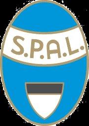 S P A L Italy Serie B Societa Polisportiva Ars Et Labor Football Logo Logos Serie B
