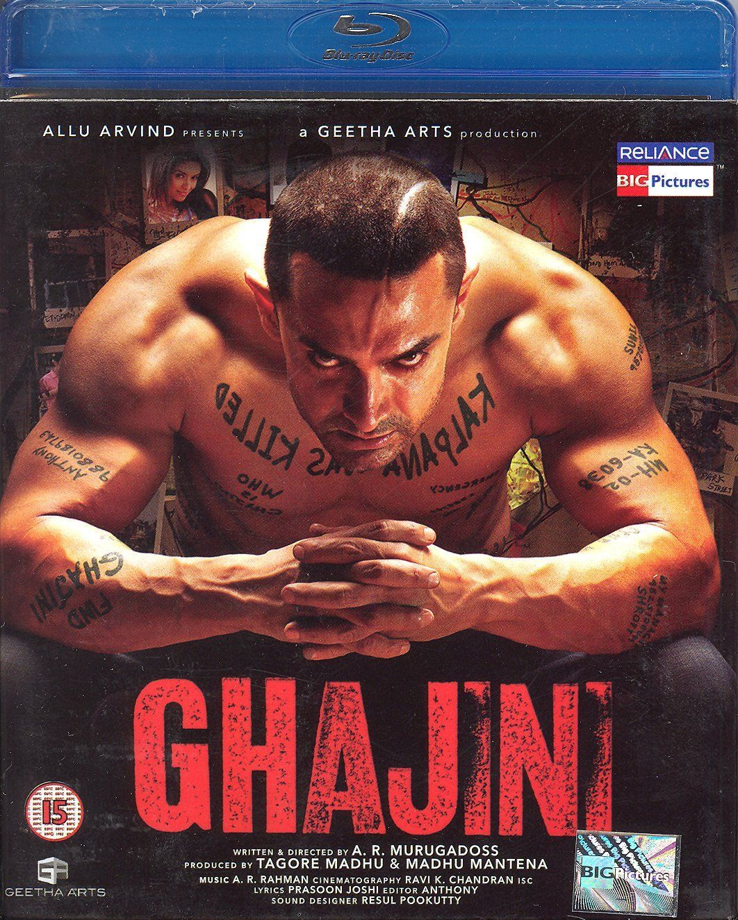 Asin Thottumkal and Ghajini (#1365908) / Coolspotters  |Asin Thottumkal And Aamir Khan