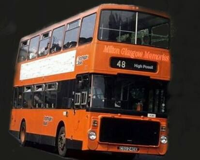 The Number 48 Bus High Possil