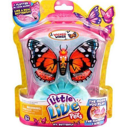 Little Live Pet Butterflies Google Search Little Live Pets Pets Moose Toys