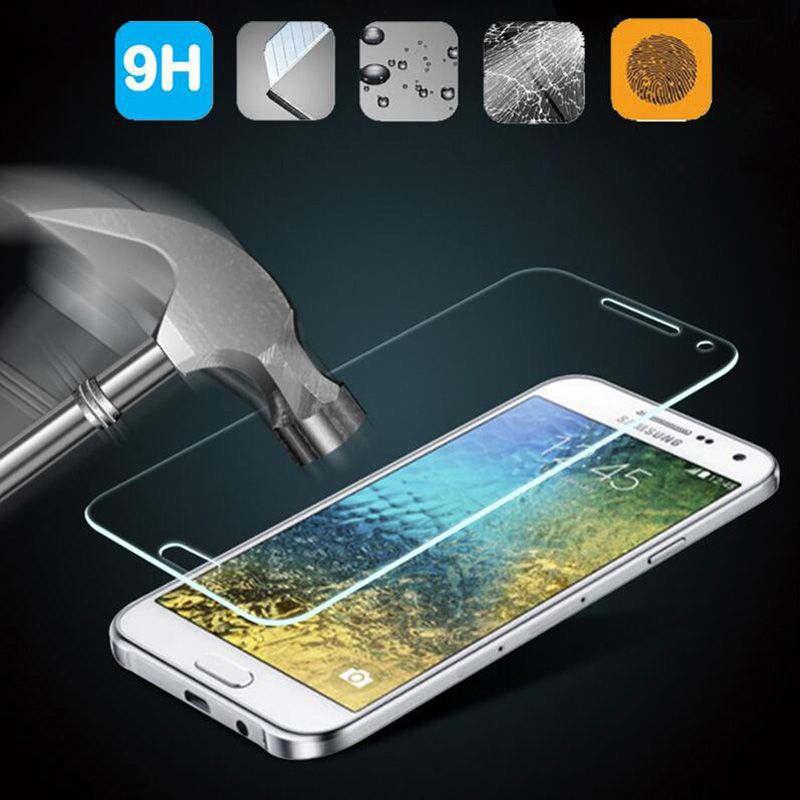 Mobile Phone Bags Cases 9h Tempered Glass For Samsung Galaxy J5 J7 J1 Mini J3 A3 A5 A7 C5 C7 20 Samsung Galaxy Note Phones Waterproof Phone Case Samsung Galaxy