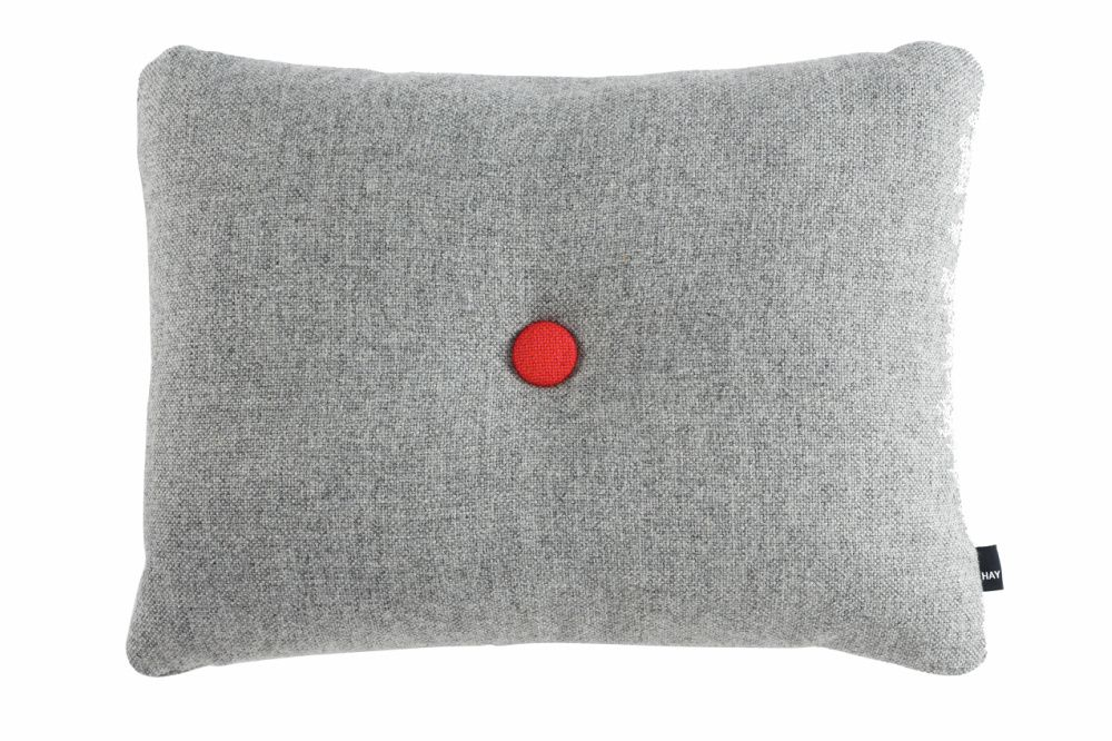 Hay Cuscini.Dot Cushion Hallingdal Light Grey Hay Hay Dk Cushions Pillows