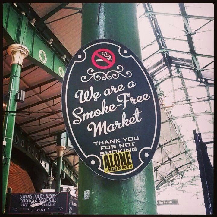 #BoroughMarket