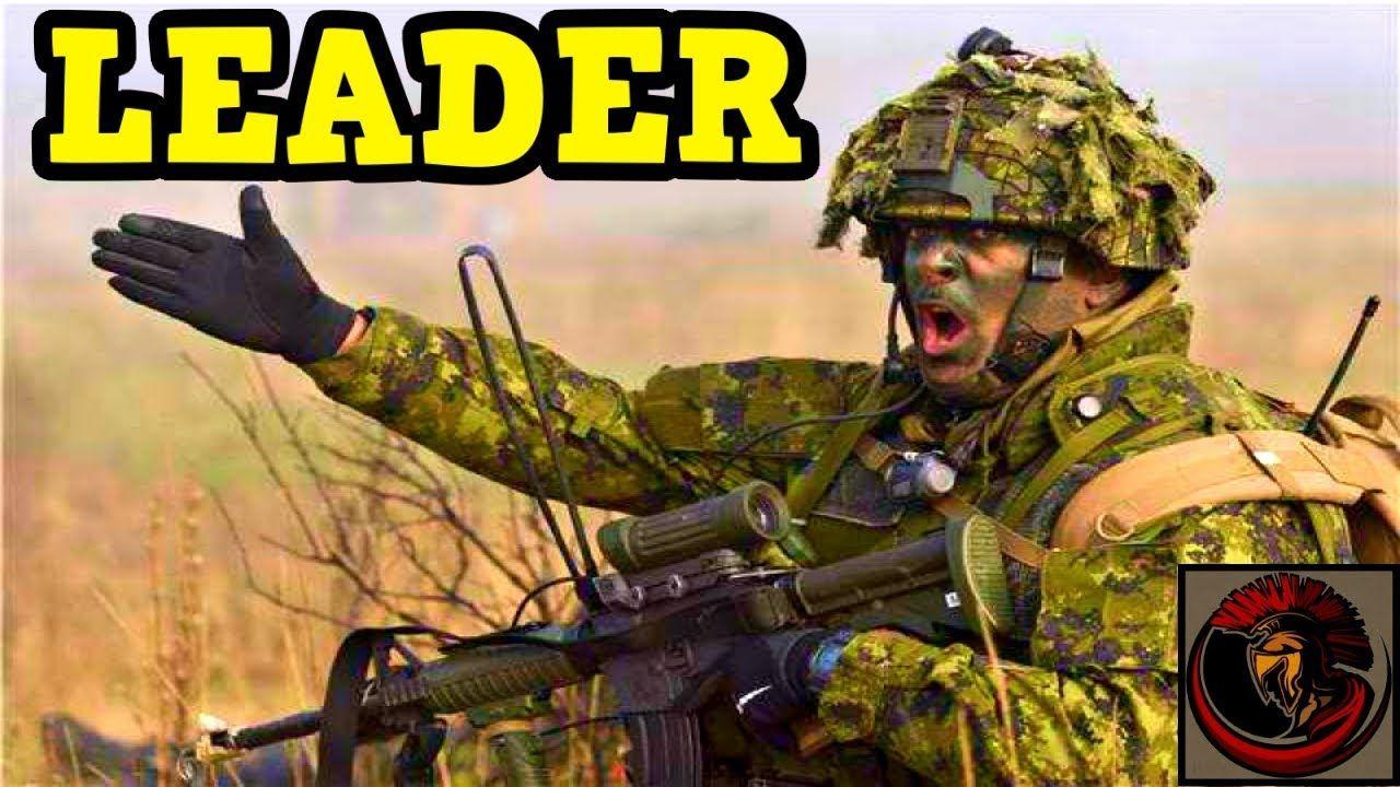 Canadian Army Leader Ajlc Army Junior Leadership Course In 2020 Army Leaders Canadian Army Leadership Courses