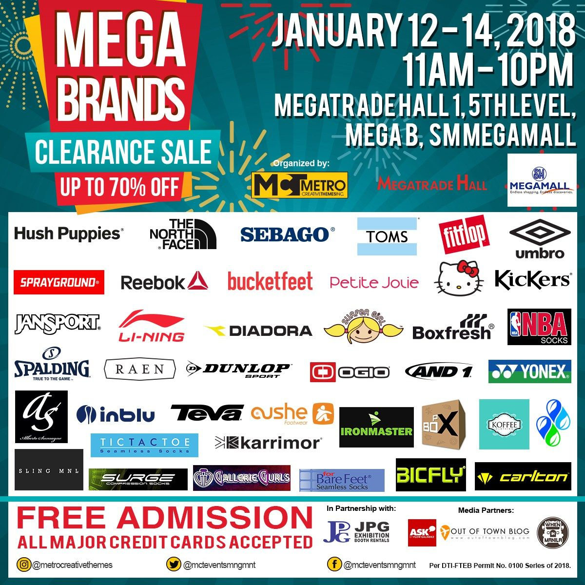 Up To 70 Off The Mega Brands Clearance Sale Clearance Sale Brand Clearance