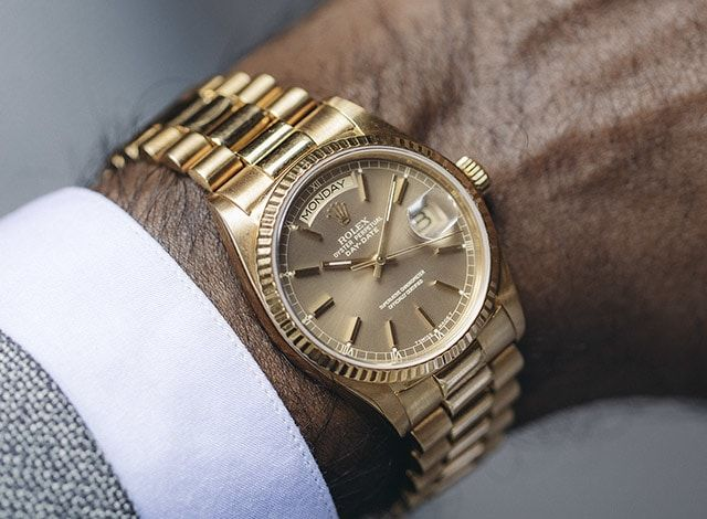 Whether it is an heirloom, a milestone of success, or a gift, a Rolex watch is often cherished as a symbol of exceptional moments. Discover more stories on Rolex.com #EveryRolexTellsAStory #rolexwatches