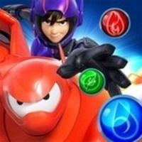 Big Hero 6 Bot Fight apk mod 3 0 0 (Unlimited Money + Unlocked
