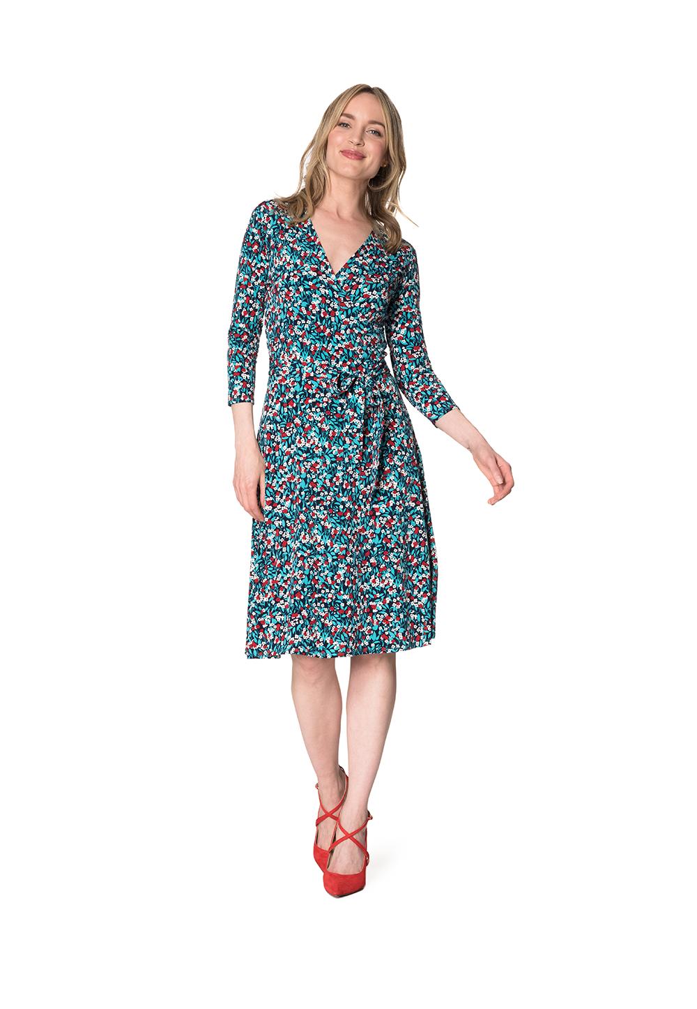82454f8ef259 Wrap Dress