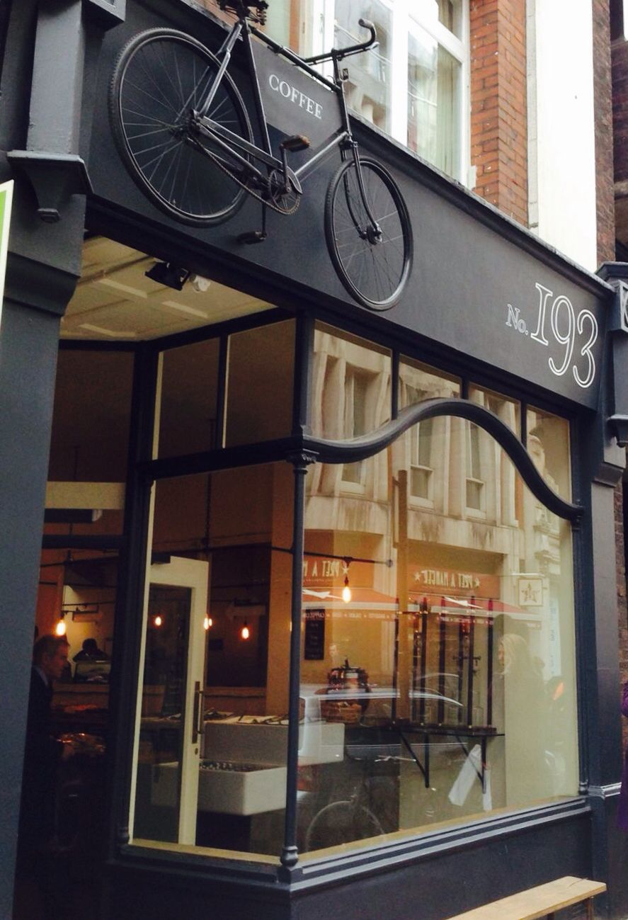 Tap Coffee No.193 Wardour St in SOHO Greater London