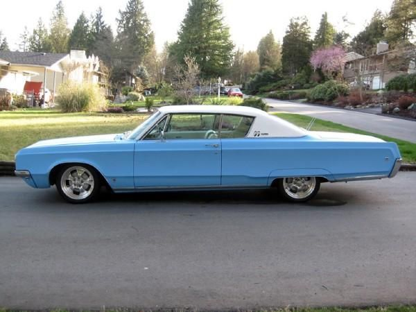 1968 Chrysler Newport My First Car Only Copper Rust Color