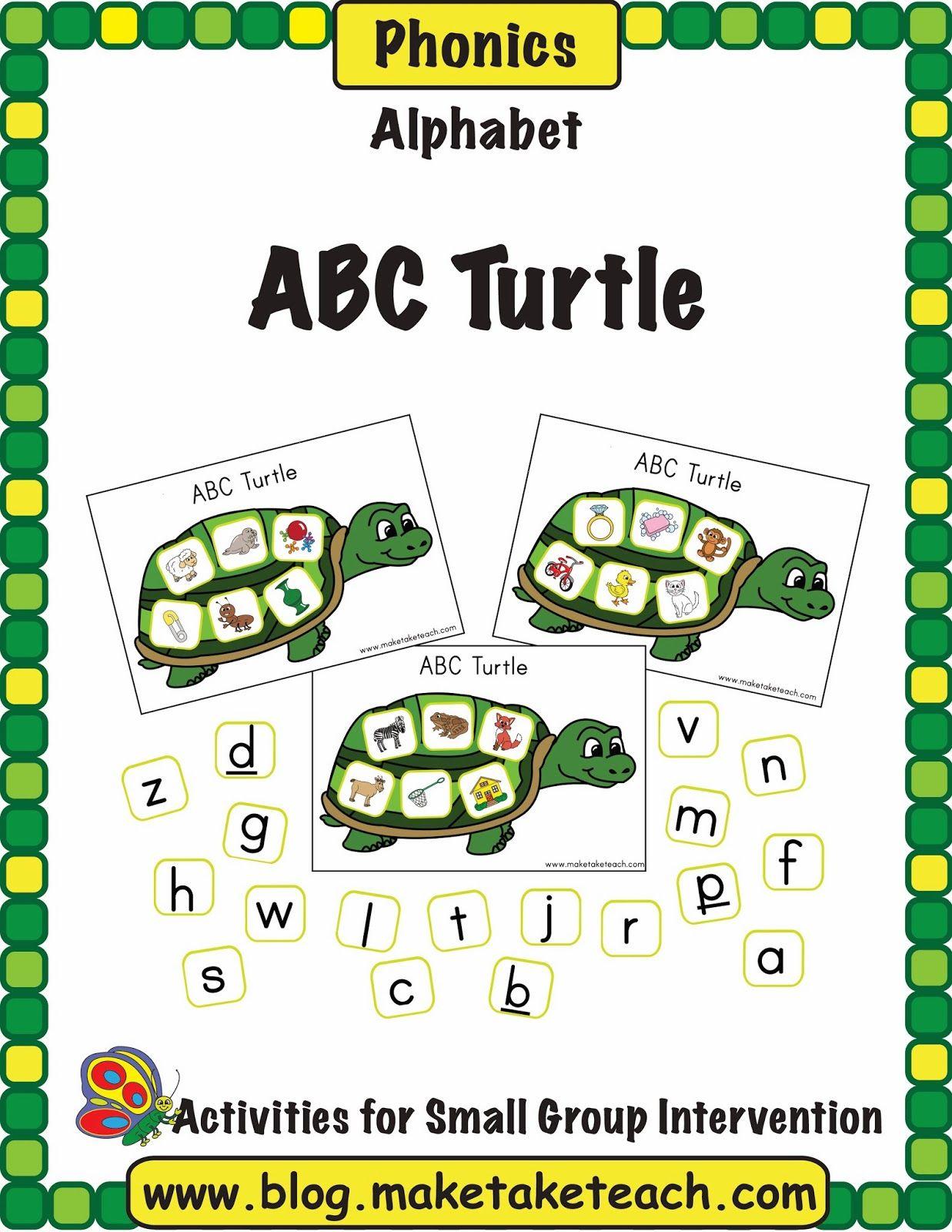 Fun Little Alphabet Activity