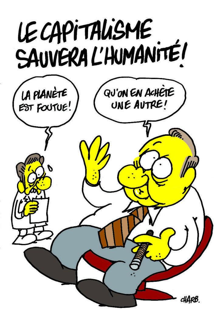Mercredi C Est Charlie Charb S Interroge Sur L Avenir De La