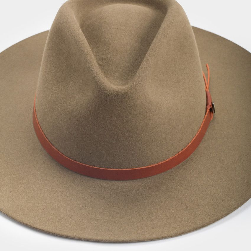 97c0e0f0618 The Stetson Odessa Hat for Best Made.