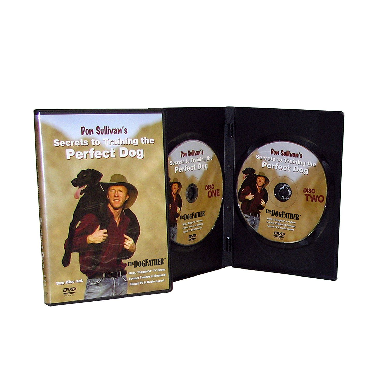 Perfect Dog 2 Disc Dvd Set Don Sullivan S Secrets To Train The