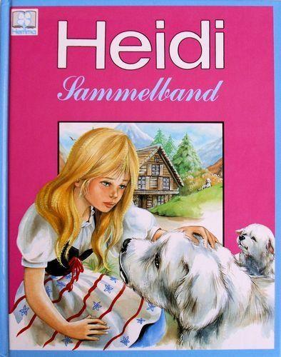 Heidi Sammelband: Amazon.de: Johanna Spyri, Marie-Jose Maury: Bücher