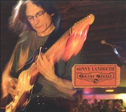 Grant Street - Sonny Landreth.  Took a little break from my journey through The Complete U2 for a little Sonny Landreth (no 'G' albums or EPs in that collection...).  SW Louisiana slide guitar, played loud, with the top down on the car.  Good morning, Chester County!