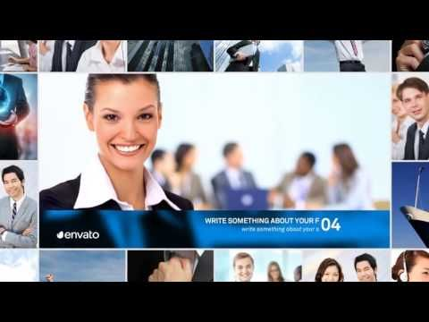 free download] videohive multi video corporate presentation, Powerpoint templates