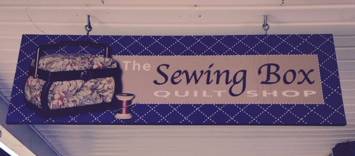 The Sewing Box Quilt Shop Somerset Pa May 2015 Nice Shop With Many Kits Ready To Go Sewing Box Quilt Shop Sewing