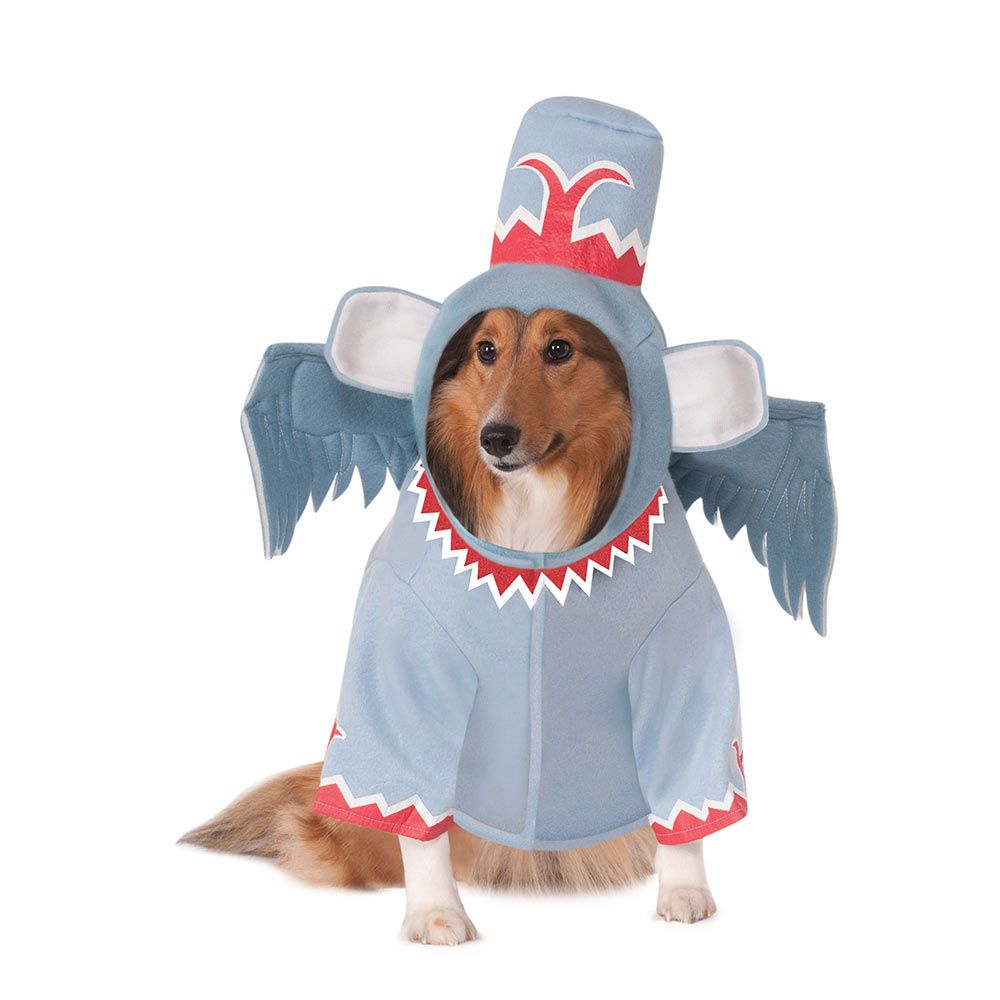 Wizard Of Oz Winged Monkey Dog Costume Pet Halloween Costumes