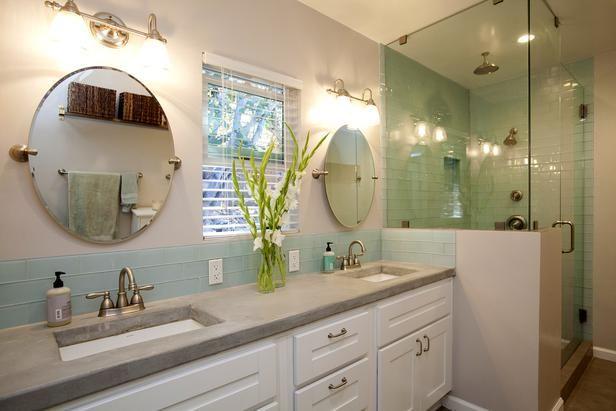 Kitchen And Bath Remodels On HGTVu0027s House Hunters Renovation : Decorating :  Home U0026 Garden Television