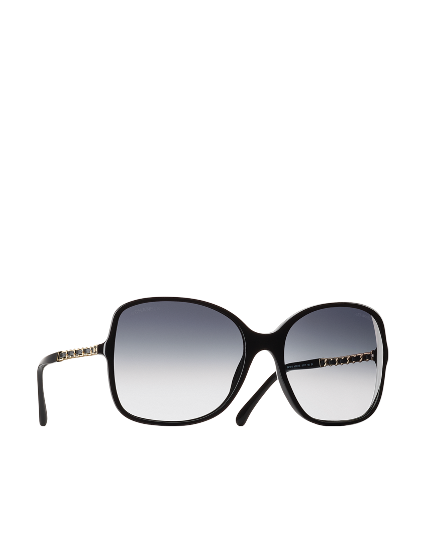 Oversized square acetate sunglasses... - CHANEL | Wish List ...