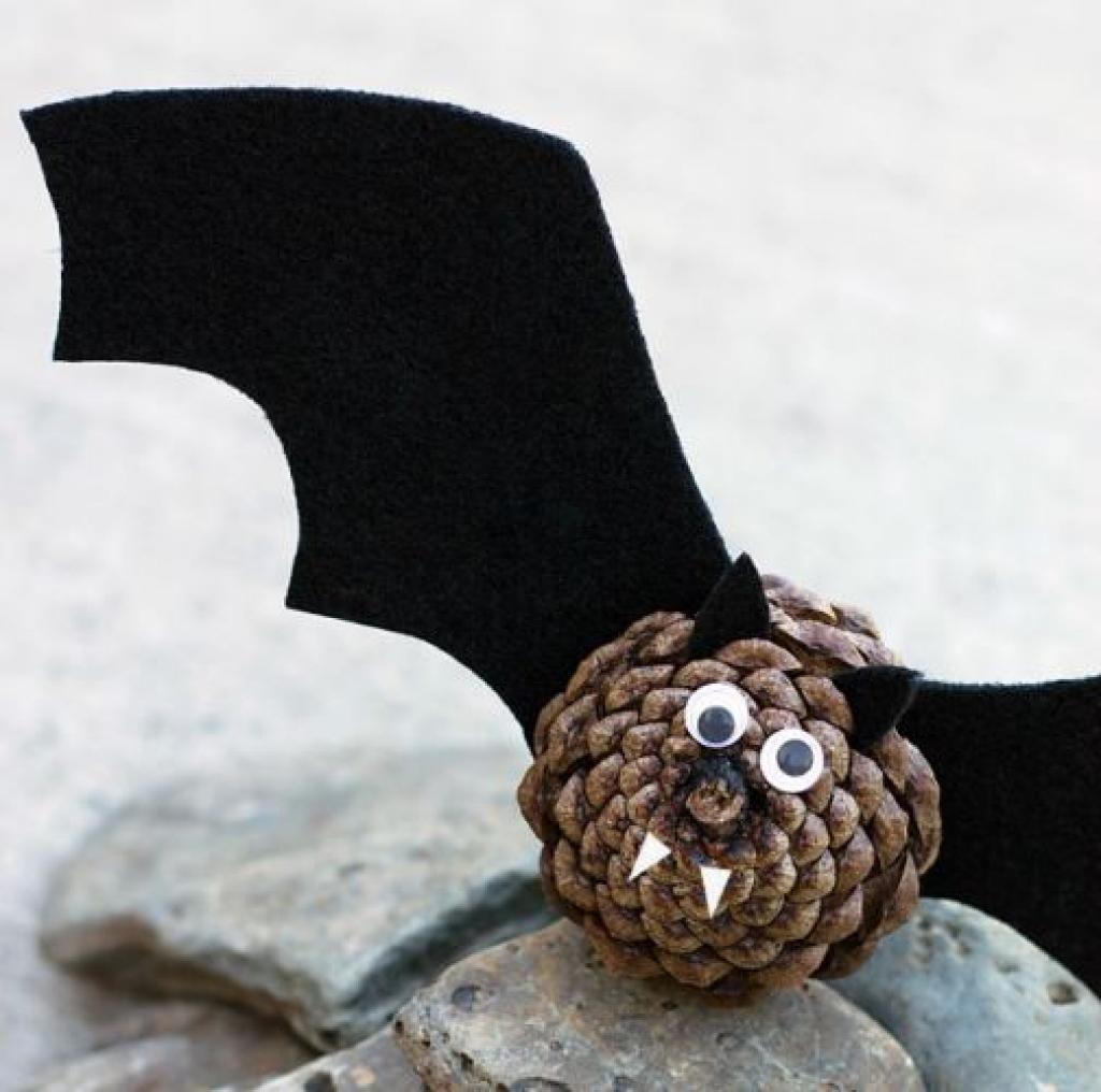 Bricolages d\u0027automne à faire avec vos petits monstres ) Halloween - Halloween Decorations For Kids