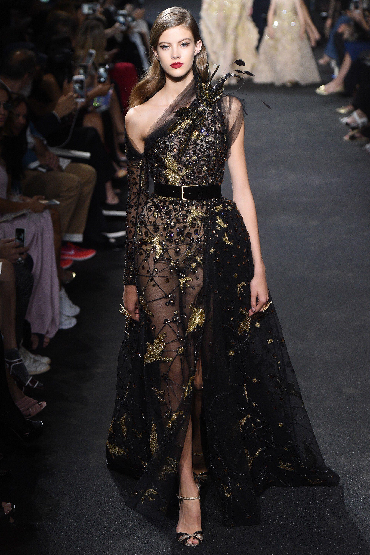 Elie Saab Fall 2016 Couture Fashion Show in 2019  6da6544f65679
