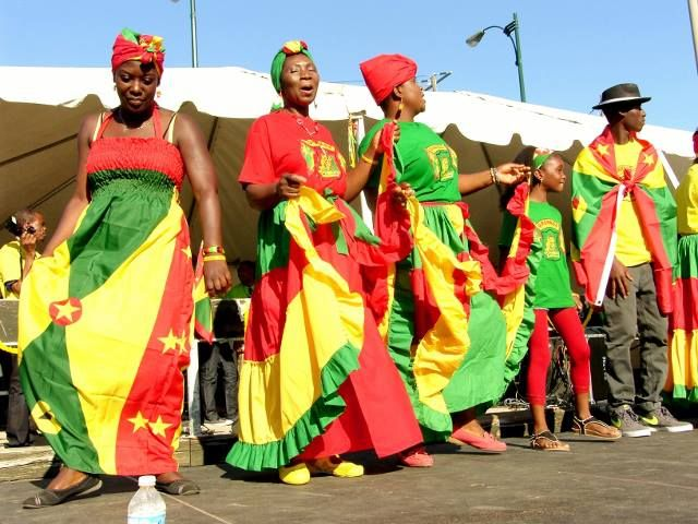 Grenada - 7 February - Independence from United Kingdom in