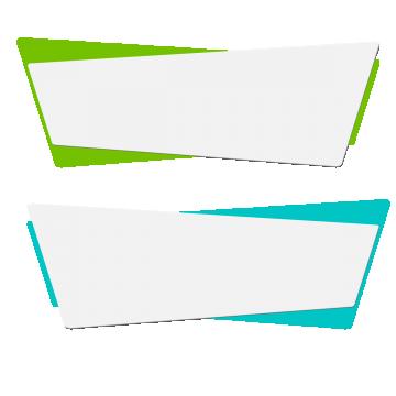 벡터 종이 접기 배너 세트 배너 벡터 주형 색깔무료 다운로드를위한 Png 및 Psd 파일 Powerpoint Background Design Background Design Vector Poster Background Design