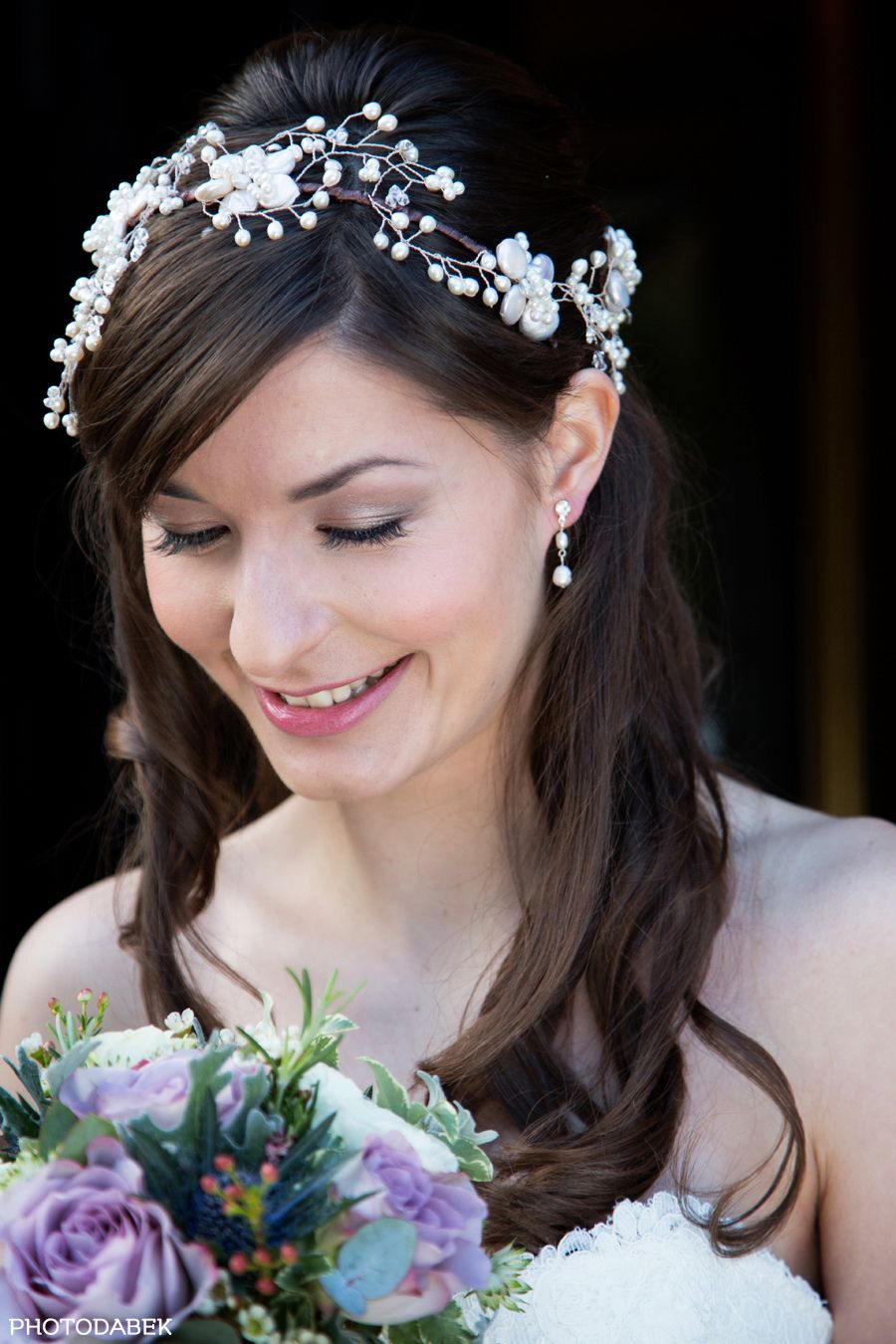 Bridal Wedding Natural Makeup with Airbrush Foundation