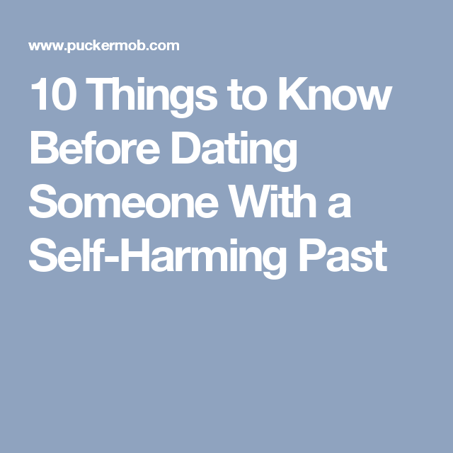 what to know before dating someone