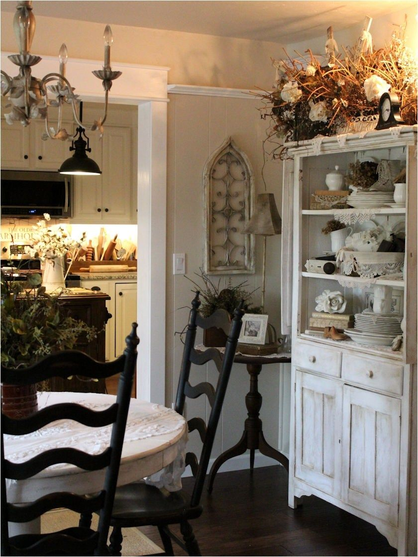 Vintage Home : 48 Pretty and Popular French Country Farmhouse Decor - DecoRecord