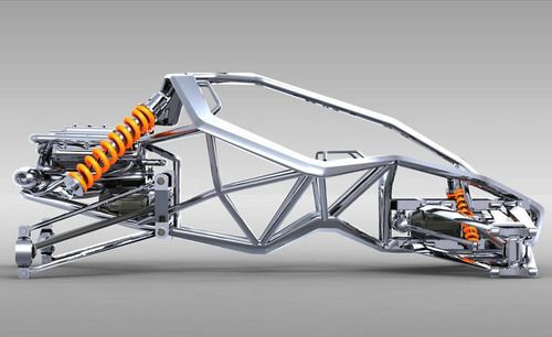 ideas-about-nothing: KTM AX Buggy concept frame | sand car ...