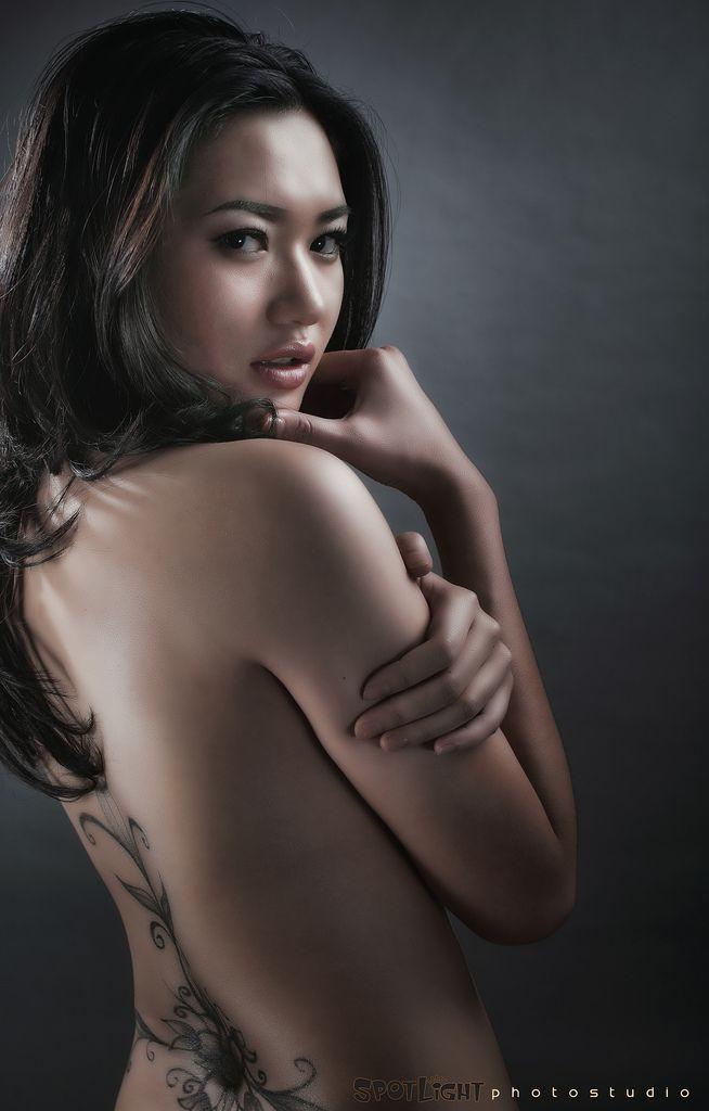Asian photo art models