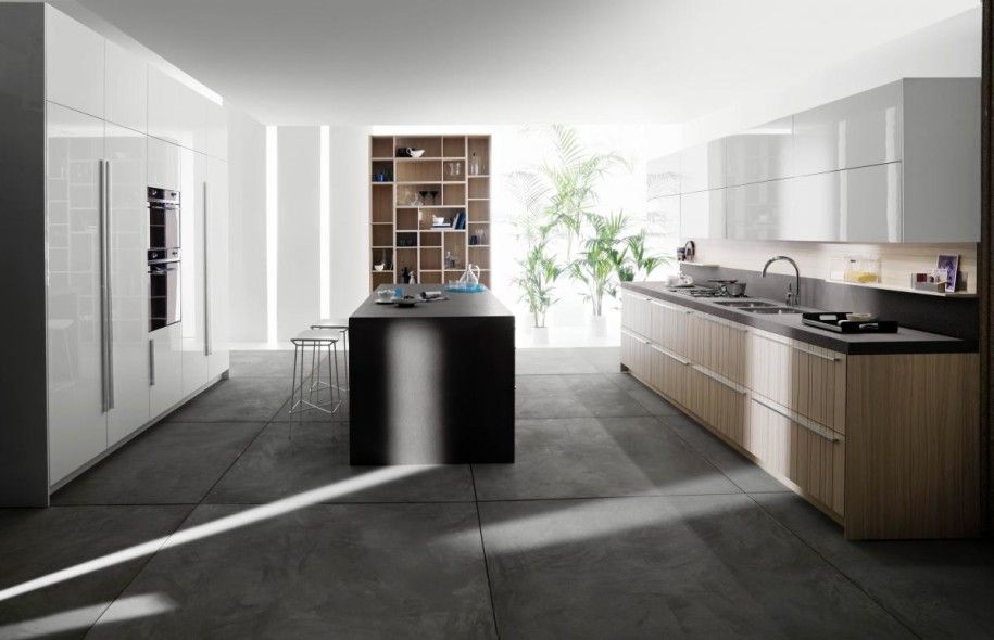 Wonderful Simple Kitchen Designs with The Design