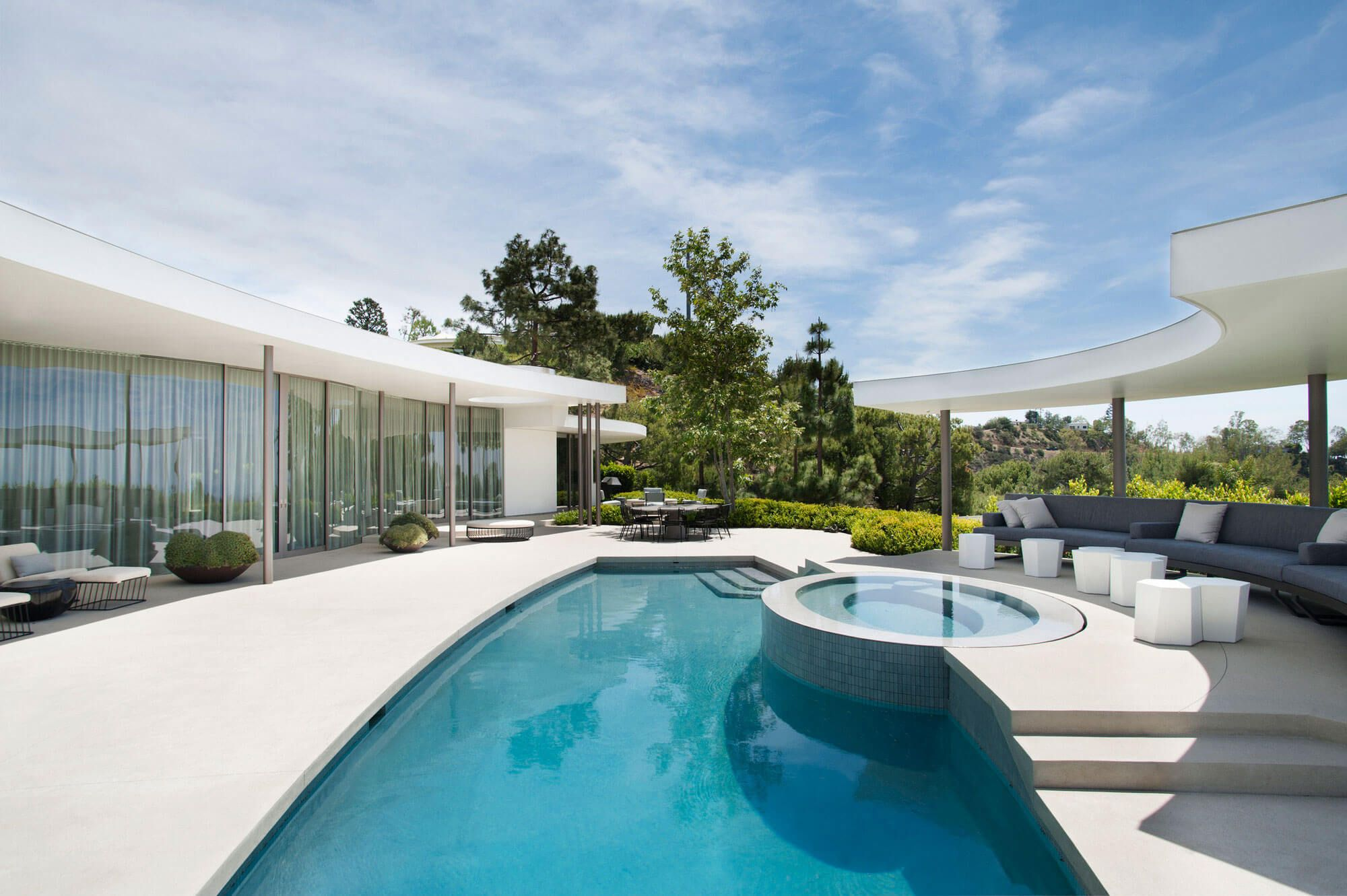 Home in Beverly Hills by Dennis Gibbens Architects | Architecture ...
