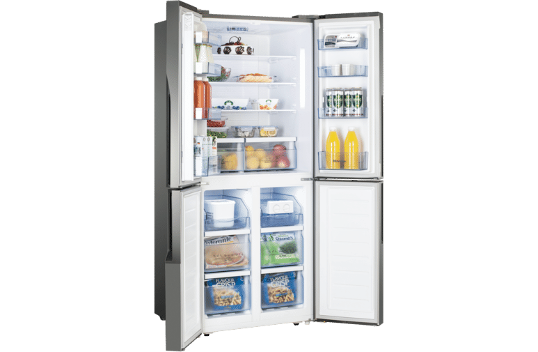 Shop Online For Hisense Hr6cdff512s Hisense 512l French Door Refrigerator And More At The Good Guys French Door Refrigerator Home Appliance Store Refrigerator