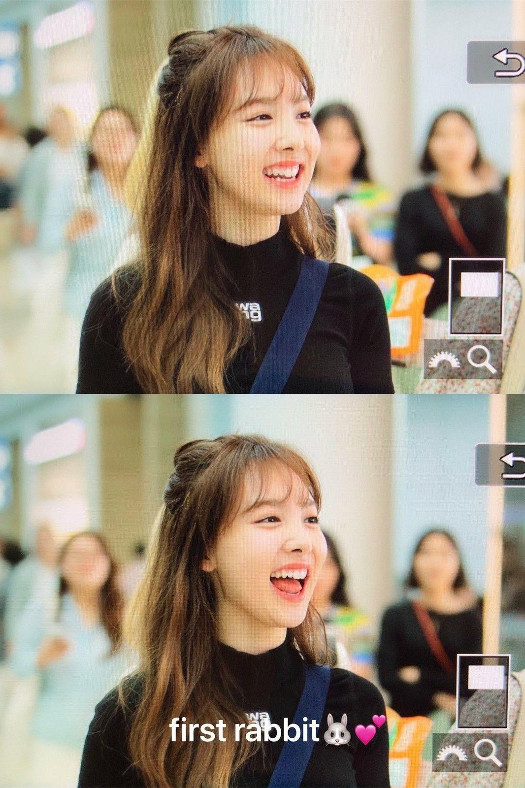 Twice Nayeon 190613 Incheon Airport To Thailand Nayeon Nayeon Twice Kpop Girls