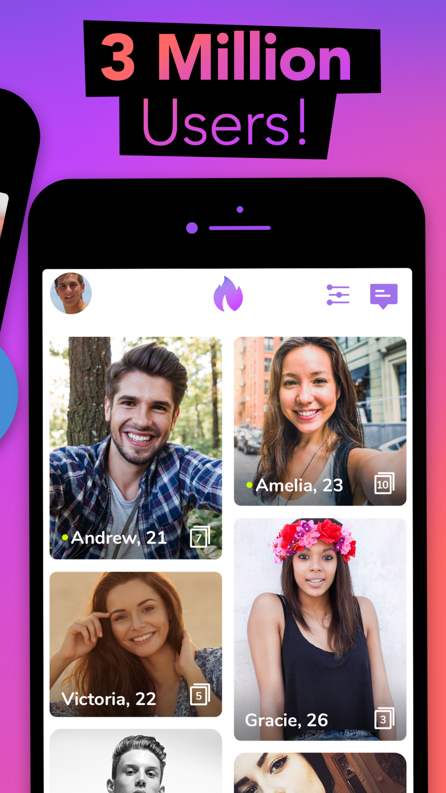 HUD - 1 Hookup App. Anonymous Chat Rooms, Dating.