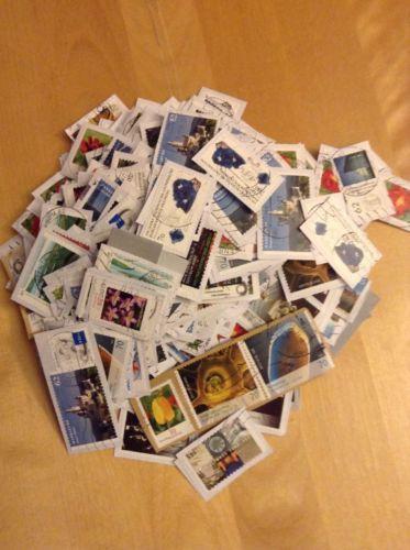 Verschiedene Briefmarken gestempelt   Briefmarken ...