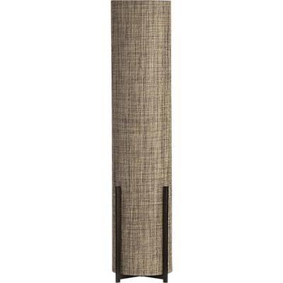 Weave Floor Lamp from Crate Barrel lighting Pinterest Floor