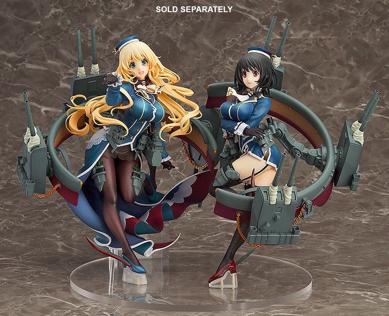 Kantai Collection Takao 1/8 Scale Figure Heavy Armament