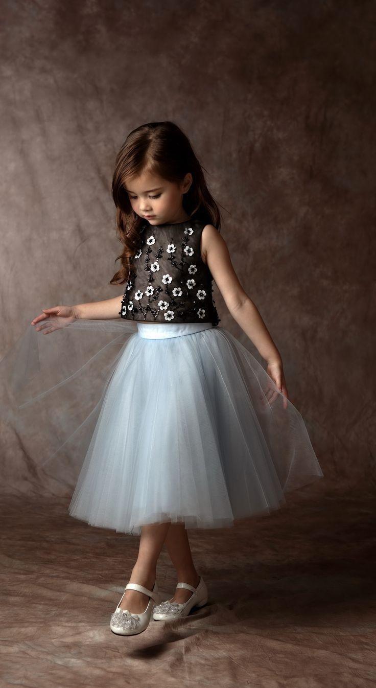 Moda niña niñas pinterest prom girls dresses and babies