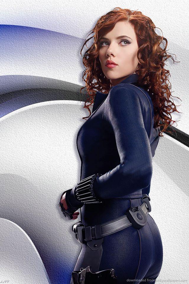Scarlett Johansson HD wallpaper for your PC Mac or Mobile