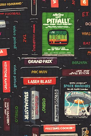 Atari 1 Atari Iphone Wallpaper Iphone