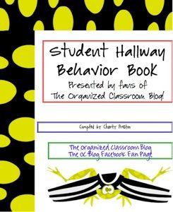 Theorganizedclassroomblog Com Classroom Behavior Student Behavior Classroom Freebies