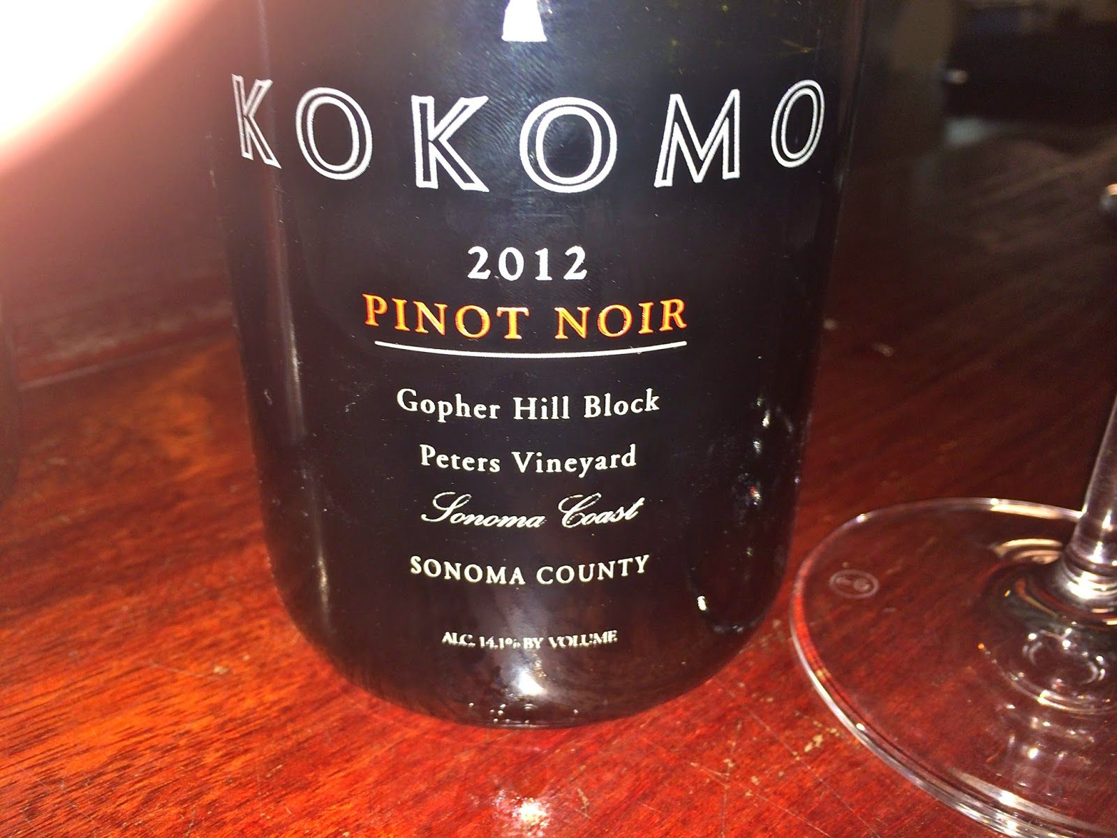Tasting Pinot Noir At Kokomo Winery Spaswinefood Wine Tasting Kokomo Winery