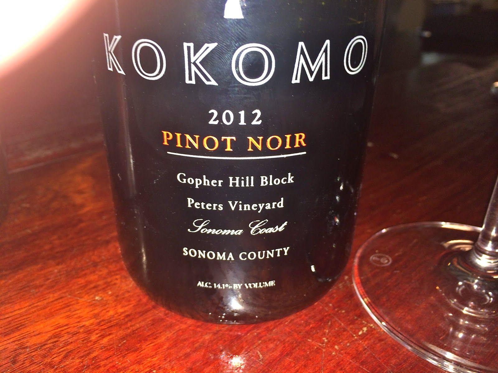 Tasting Pinot Noir At Kokomo Winery Spaswinefood Wine Tasting Kokomo Winery