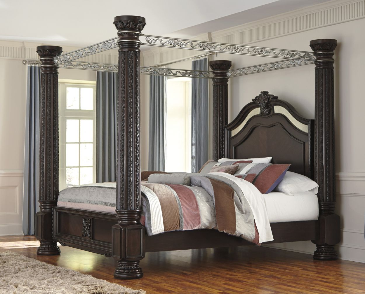 Bedroom Furniture Canopy Bed - Best Furniture Gallery Check more at //searchfororangecountyhomes & Bedroom Furniture Canopy Bed - Best Furniture Gallery Check more ...